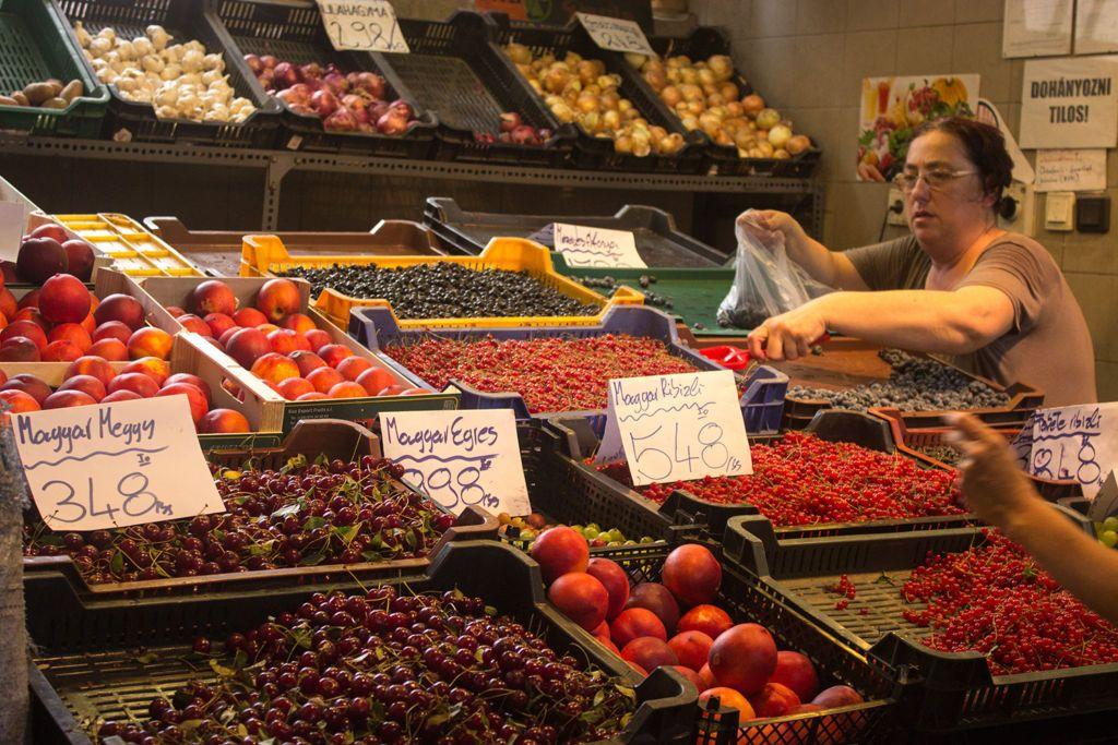 Budapešť tržnica