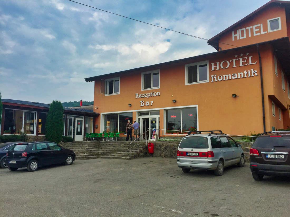 Bălăușeri, Rumunsko