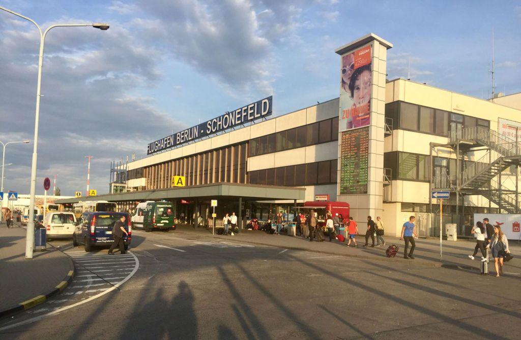 Letisko Schonefeld