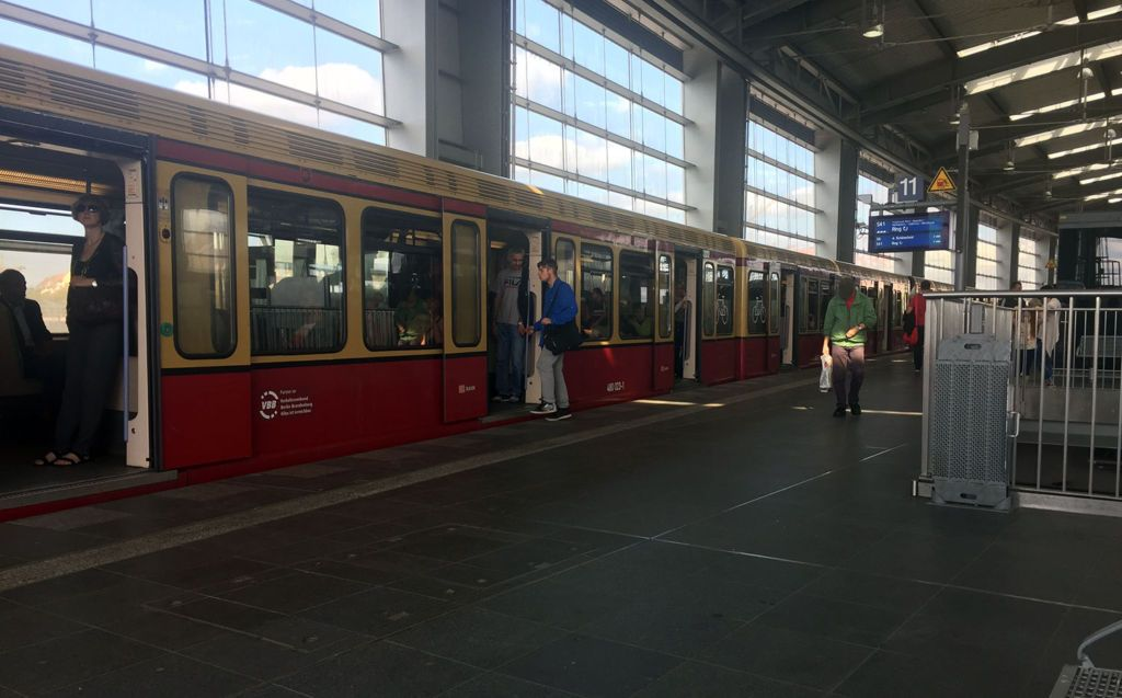 Metro Berlín