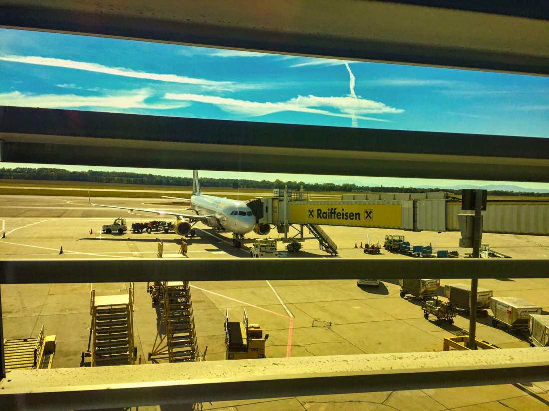 Viedenské letisko