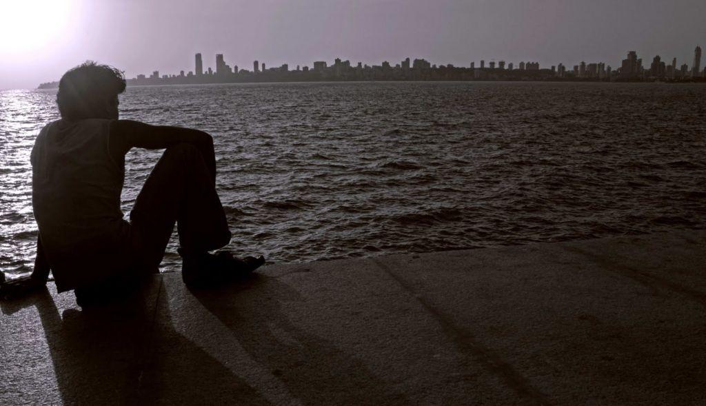 Sám v Bombaji