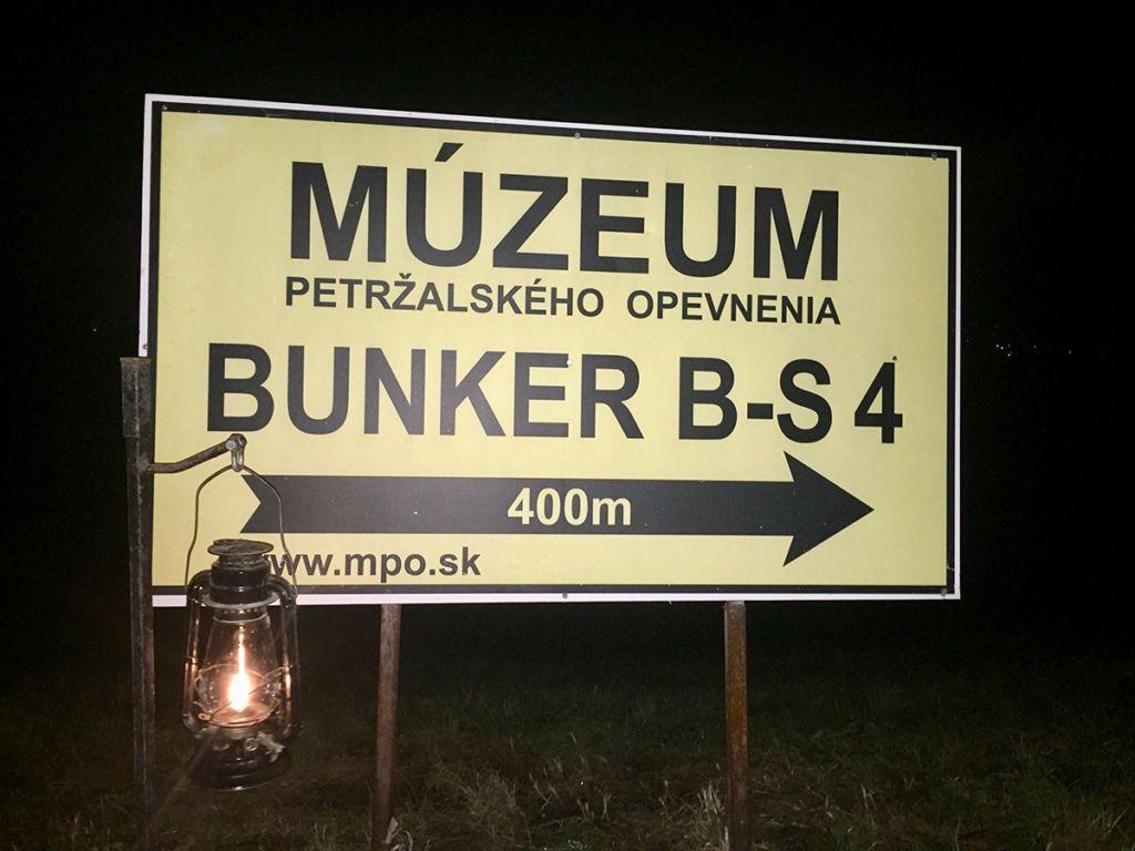 Noc lampášov 2016