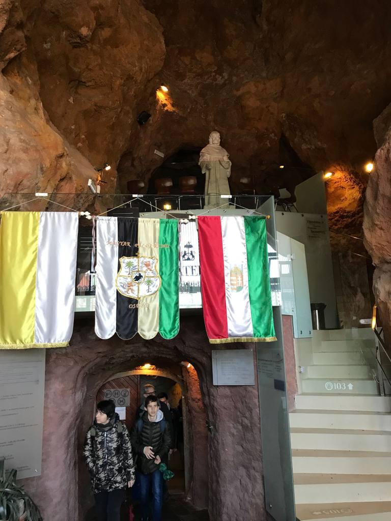 Gellért Hill Cave, Budapest