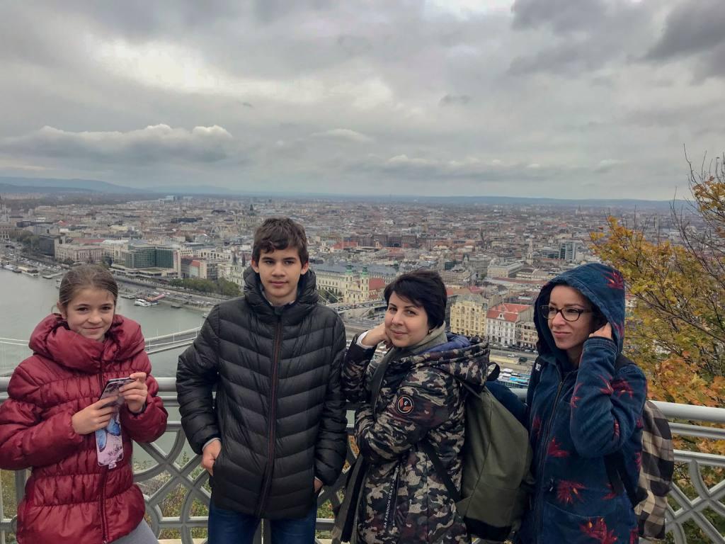 Socha slobody v Budapešti