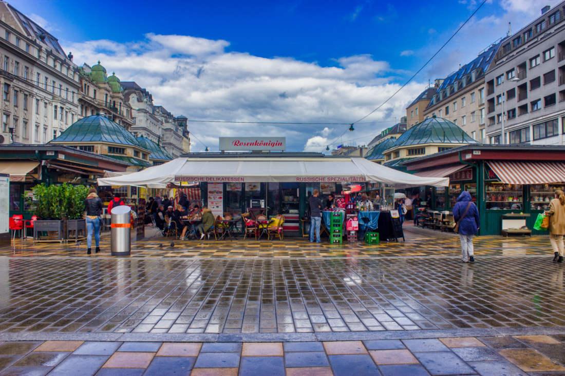 Trhkovisko Viedeň