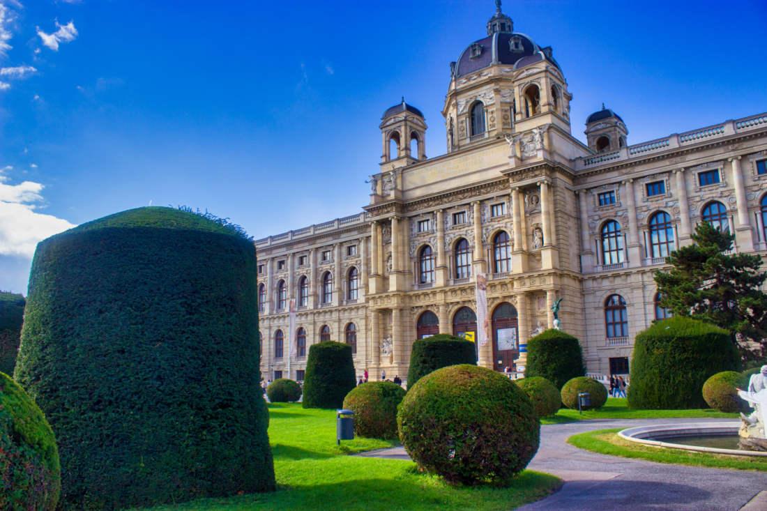 Prírodovedné múzeum vo Viednie
