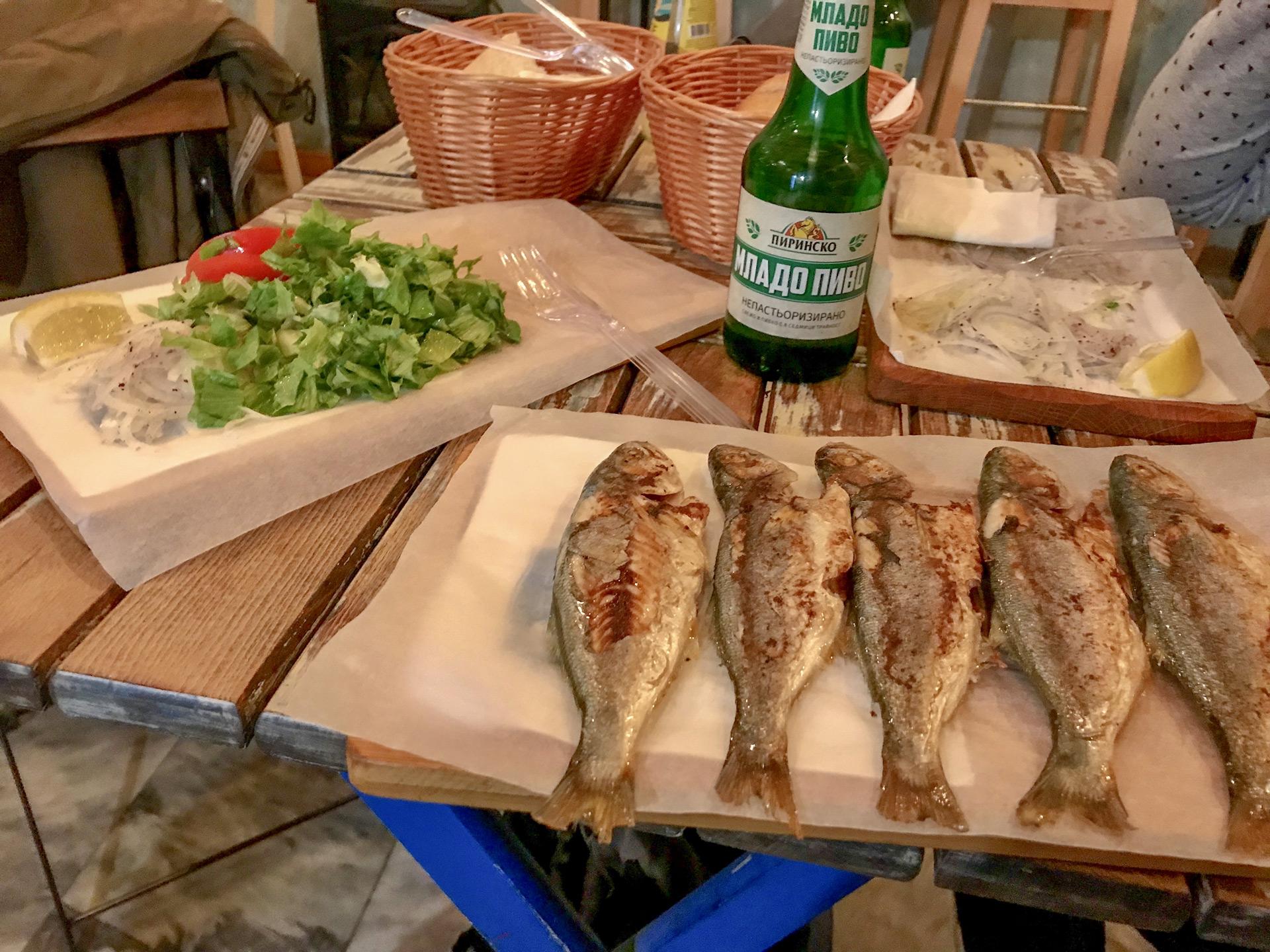 Fish Express in Burgas