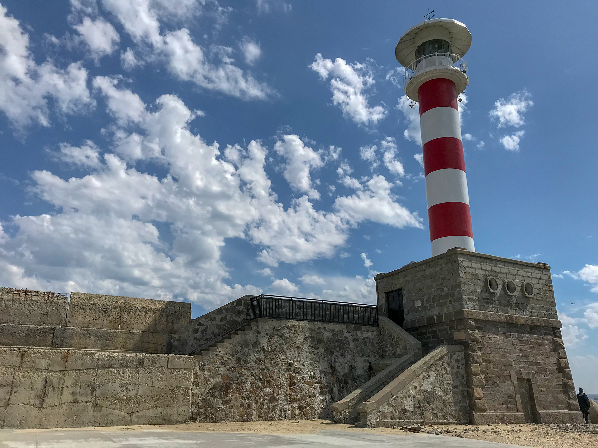 Lighthouse in Burgas