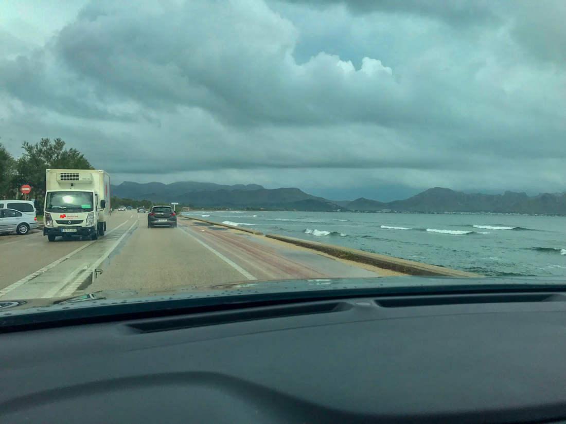 Cesta cez ostrov