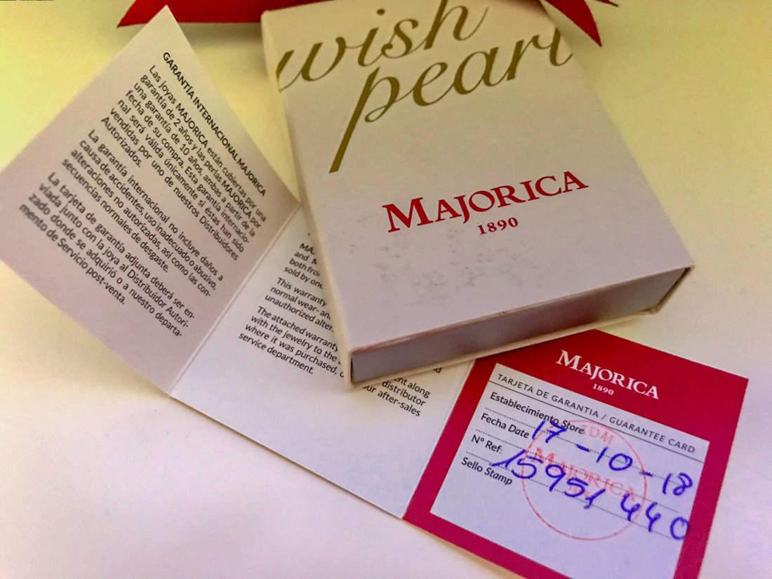 Perla Majorica