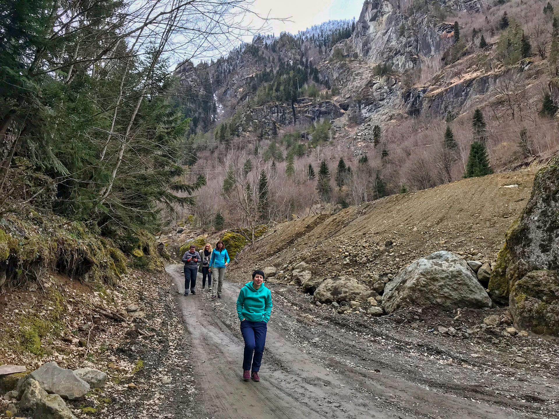 Kaukaz, Georgia