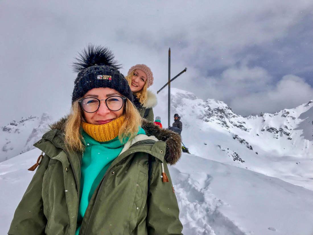 Ski resort Tetnuldi