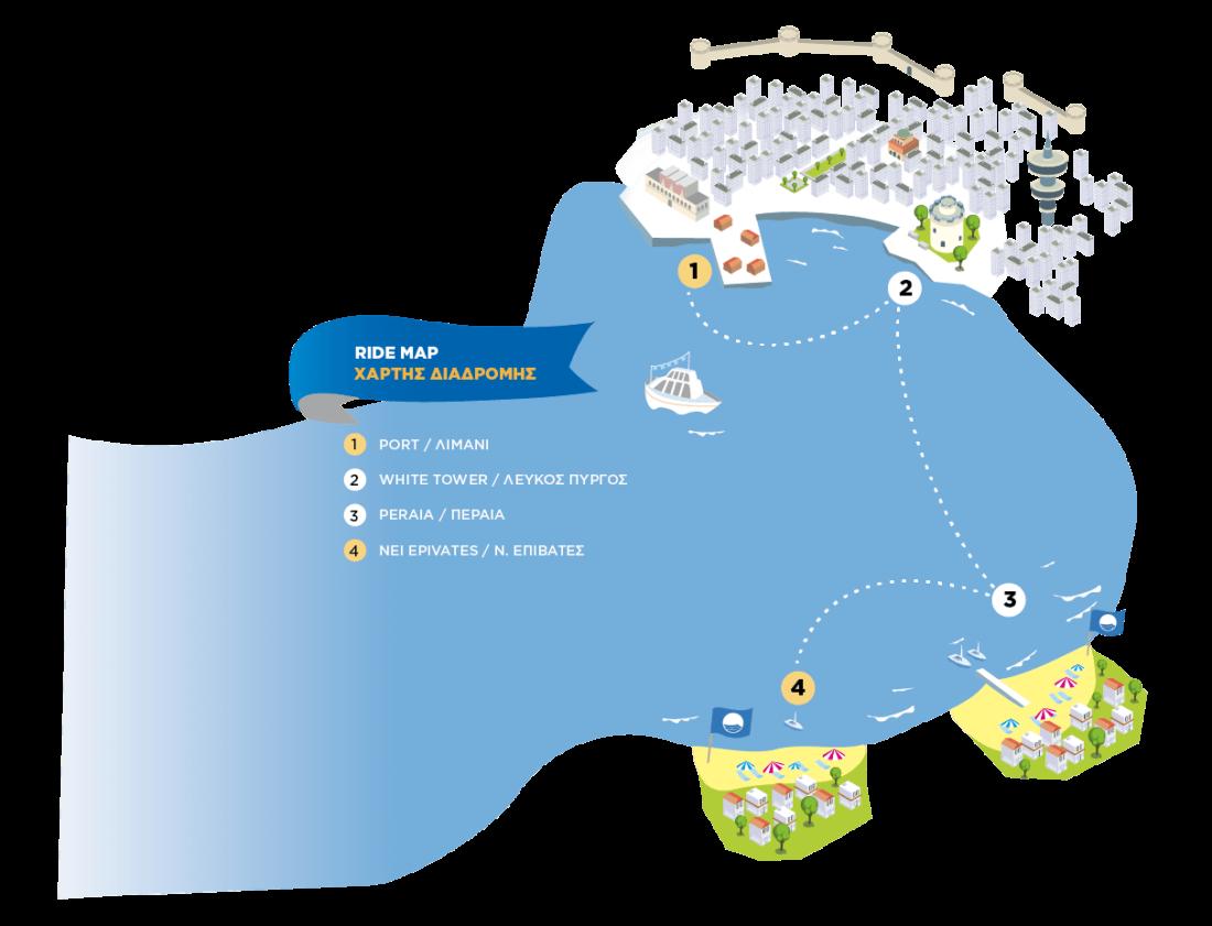 Mapa transportu