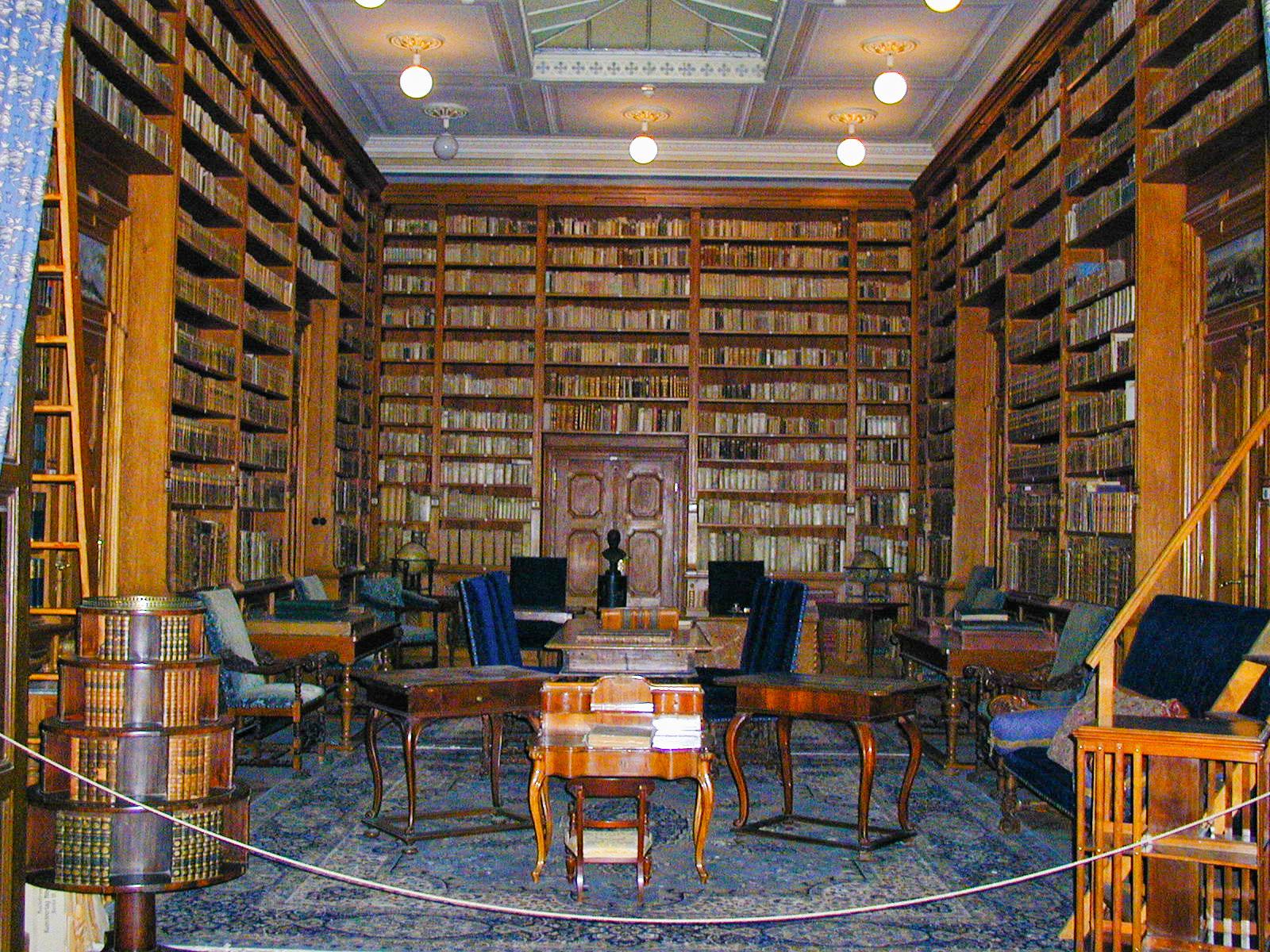 Najrkajšia knižnica