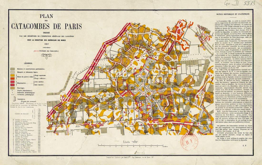 Katakomby Paríža