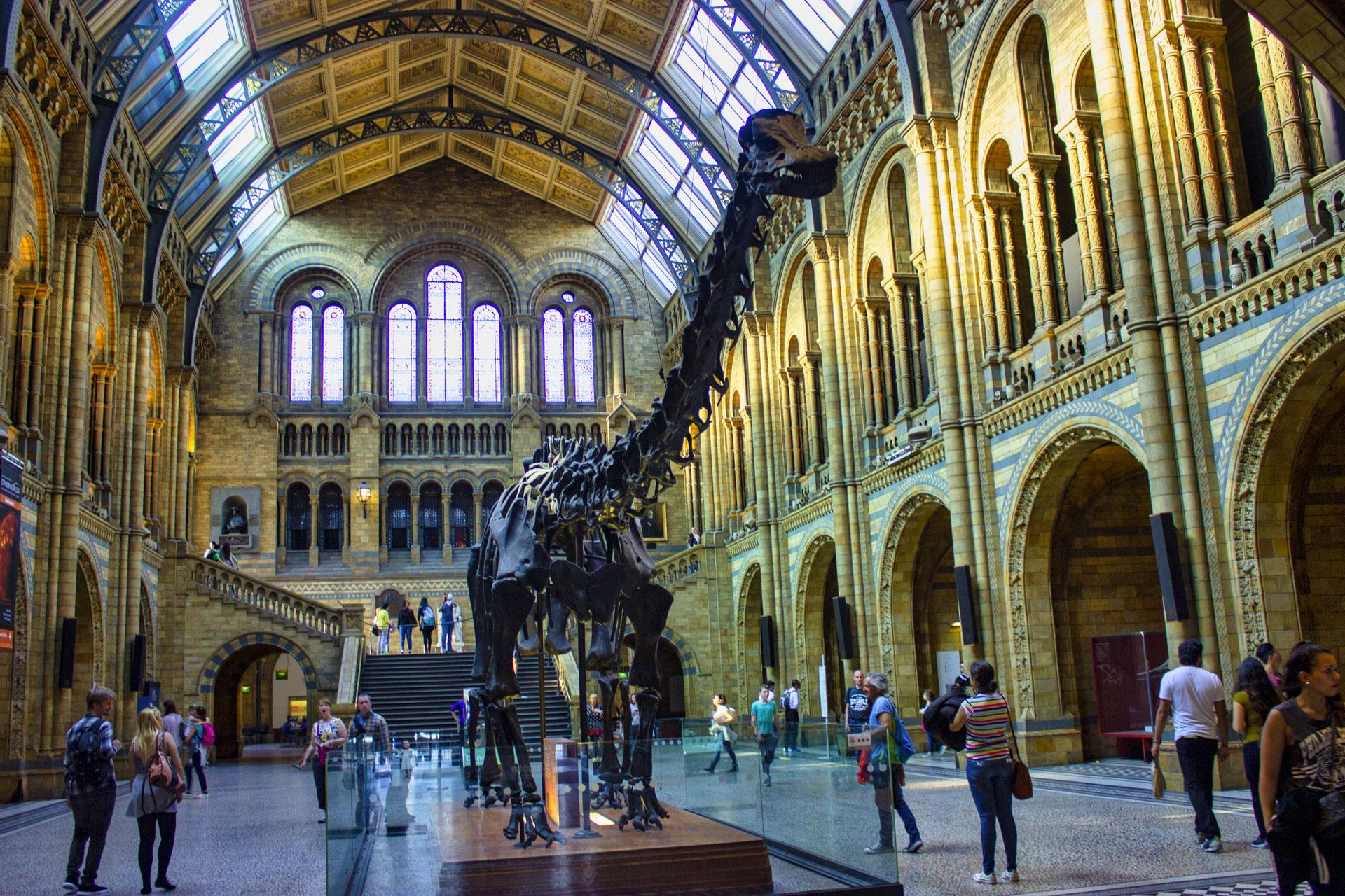 London, UK, Museum