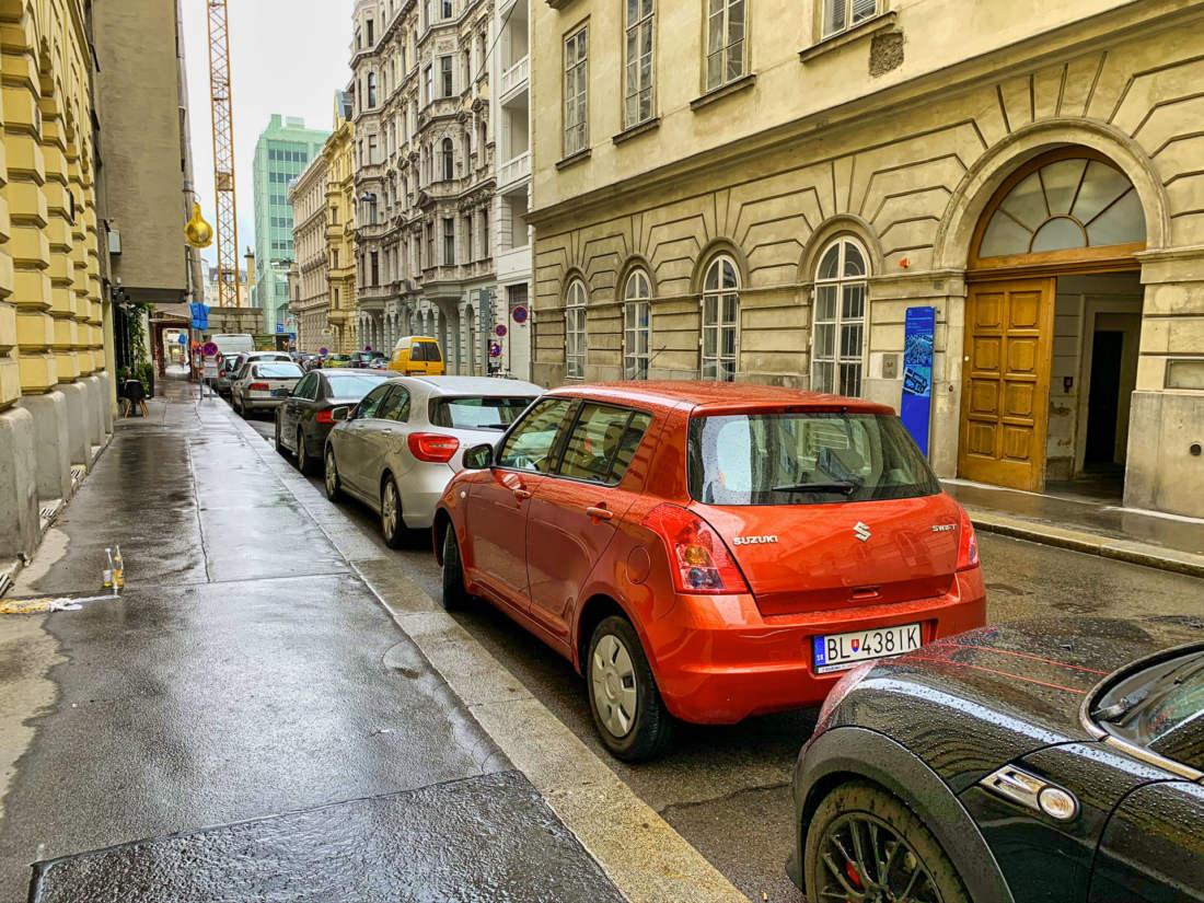 Parking Vienna