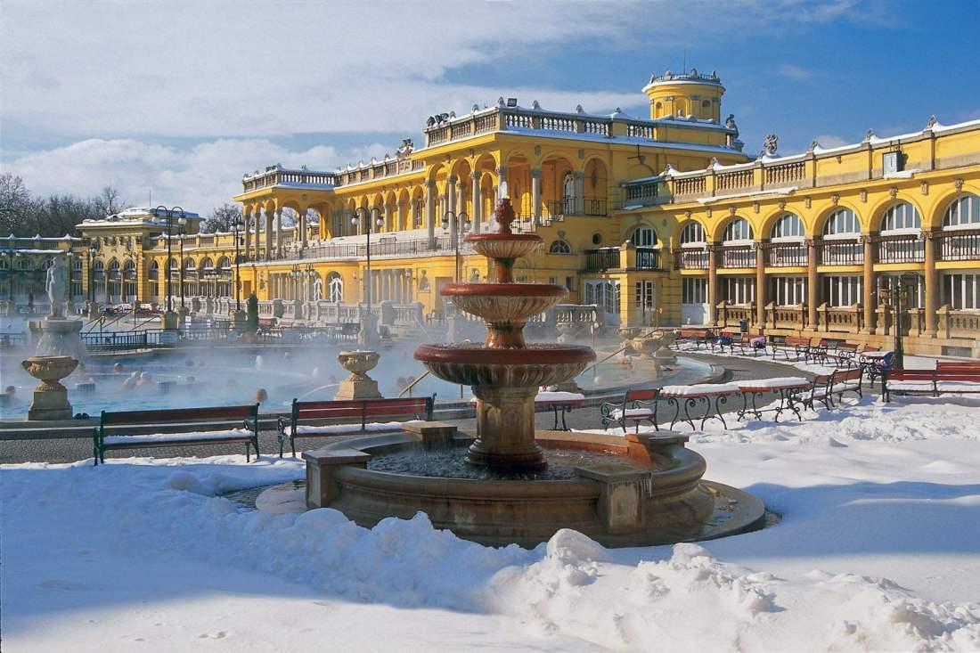 Szechenyi Budapest