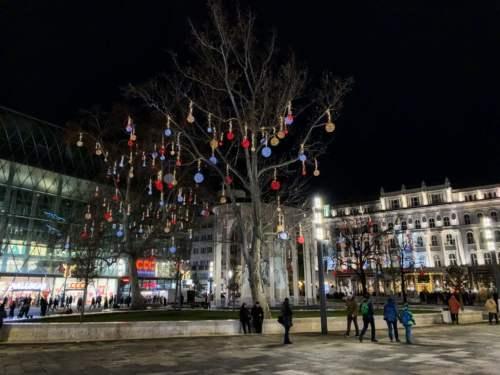 Fashion street Budapest