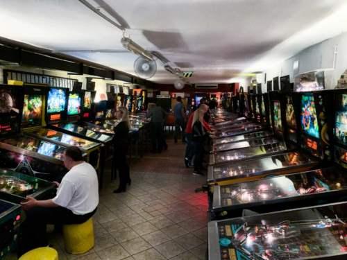 Hracie automaty v Budapešti