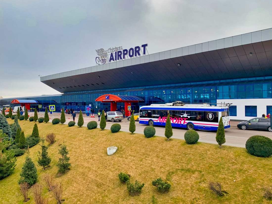Letisko Kisinov