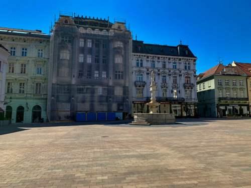 centrum mesta, Bratislava
