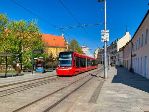 Električka, Bratislava