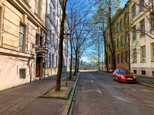 Parking, Bratislava