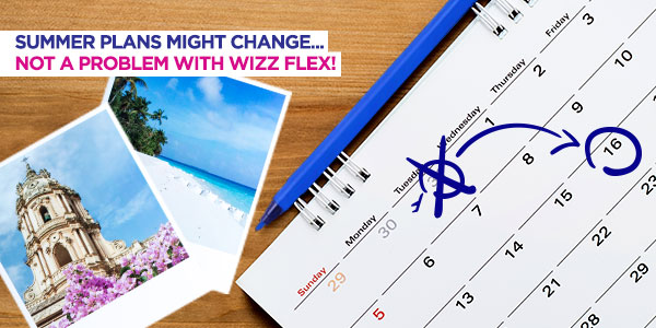 Wizzair flexible