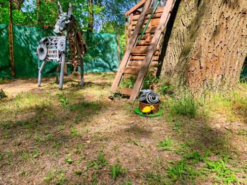 Umelecká galéria Šrot park