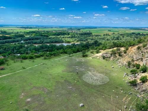 Labyrint, Devínska Kobyla