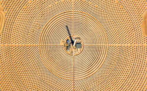 Najväčšia solárna elektráreň