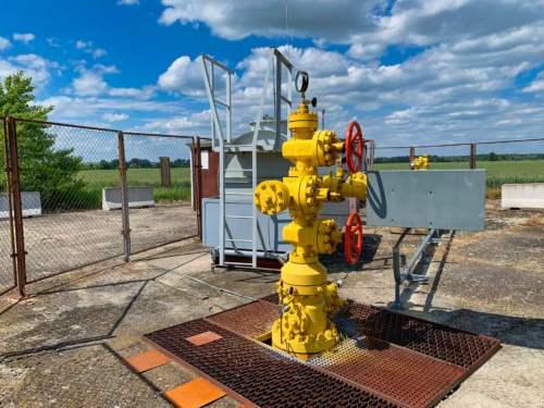 Ťažba ropy a zemného plyna na Záhorí
