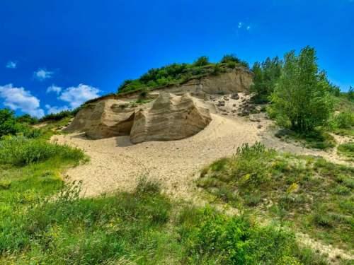 Pieskový kopec