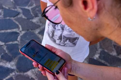 Webová aplikácia hry Mocný opasok