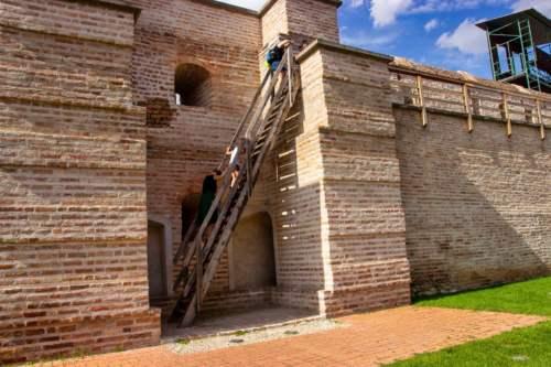 Mestské hradby, Trnava