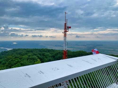 Vyhliadkova veža, Devínska Kobyla