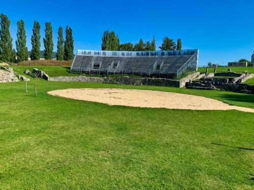 Amphitheater Militärstadt, Austria