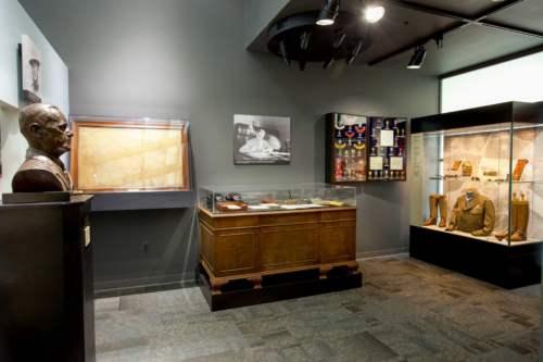 Múzeum tajnej služby CIA
