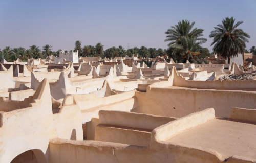 Ghadames, Lýbia