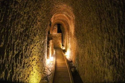 Tajné tunely