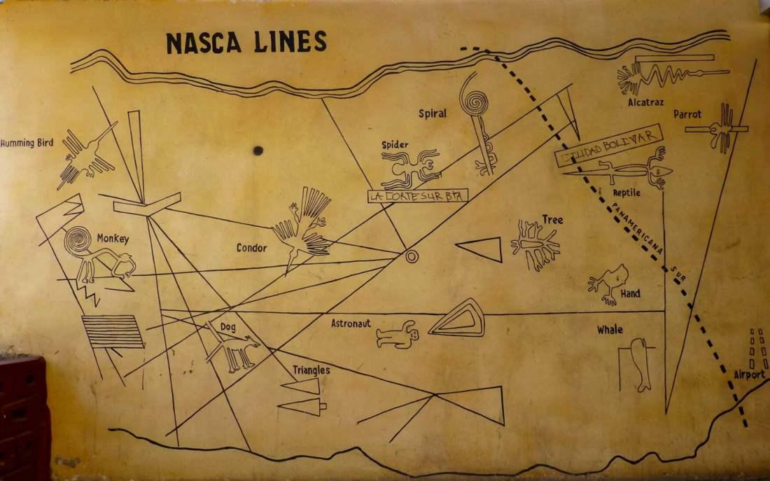 Geoglyfy Nazca