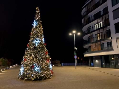 Centrum mesta, Vianoce, Bratislava